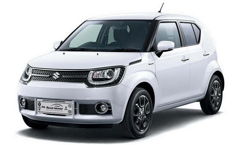 Autohaus Renck-Weindel - Suzuki Swift