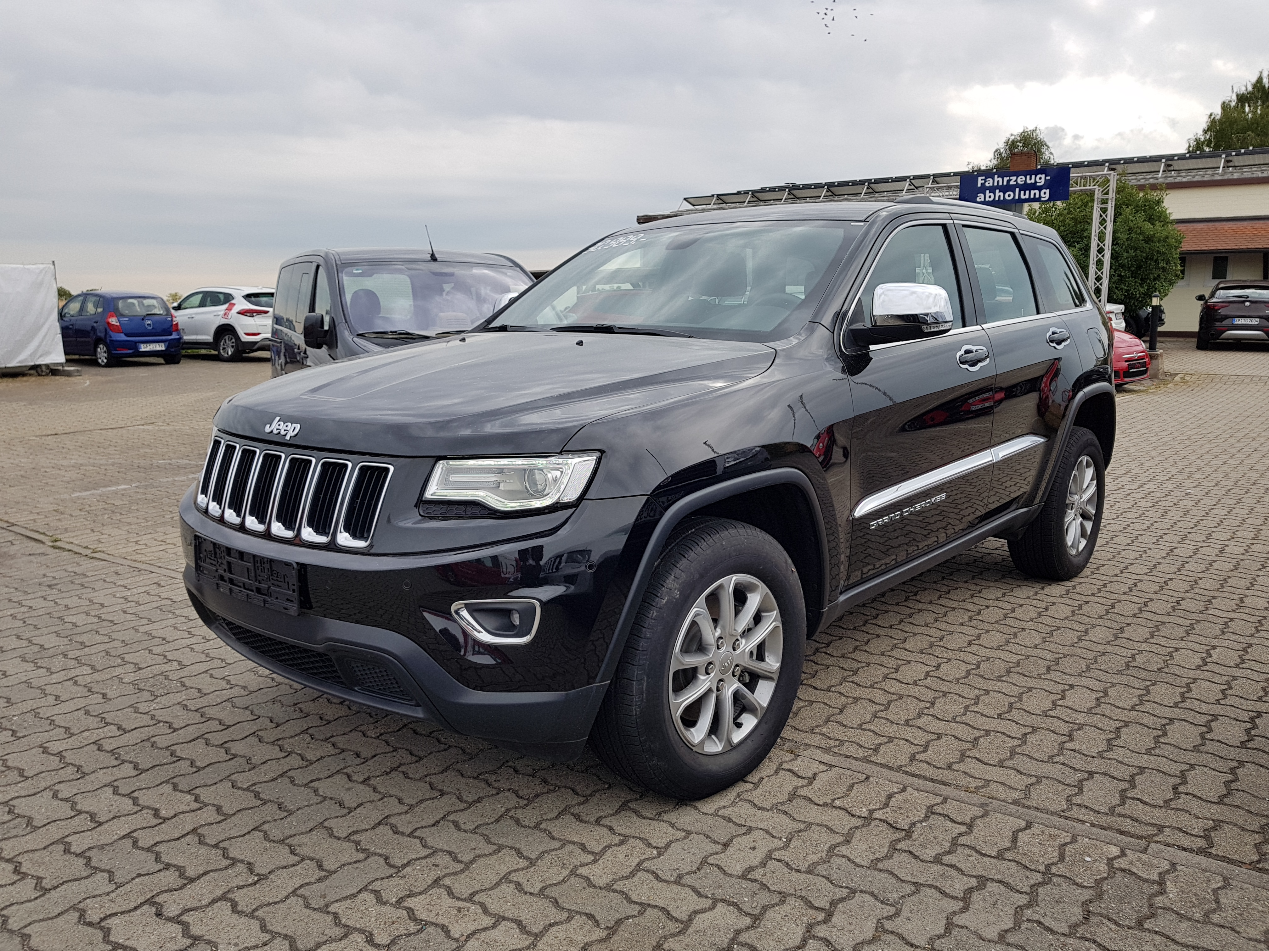 Autohaus Renck-Weindel - Jeep Grand Cherokee