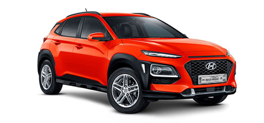 Autohaus Renck-Weindel - Hyundai Kona Rot