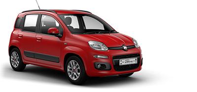 Autohaus Renck-Weindel - Fiat Panda Rot