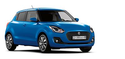 Autohaus Renck-Weindel - Suzuki Swift Blau