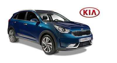 Autohaus Renck-Weindel - Kia Niro Hybrid blau