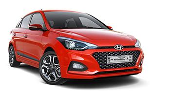 Autohaus Renck-Weindel - Hyundai i20 Rot