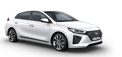 Autohaus Renck-Weindel - Hyundai Ioniq weiß