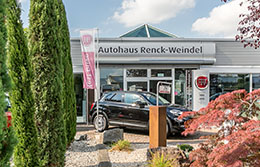 Autohaus Renck-Weindel - Filiale Ludwigshafen