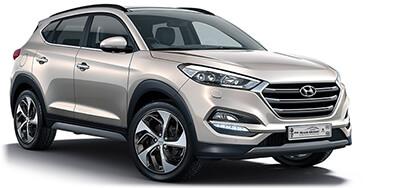 Autohaus Renck-Weindel - Hyundai Tucson Silber