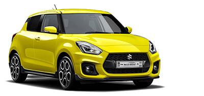 Autohaus Renck-Weindel - Suzuki Swift Sport Gelb