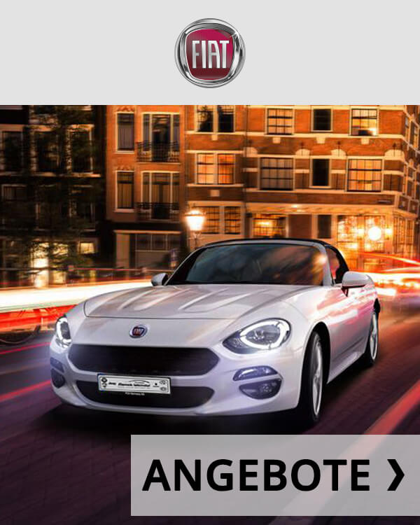 Autohaus Renck-Weindel - Fiat 124 Spider in Stadt mit Angebot Logo
