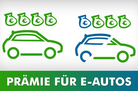 Autohaus Renck-Weindel - Prämie für E-Autos