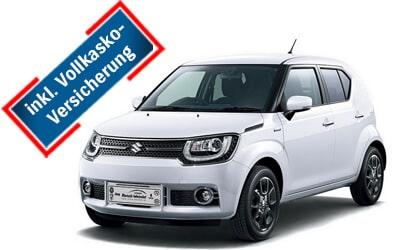 Autohaus Renck-Weindel - Suzuki Ignis weiß
