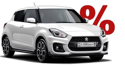 Autohaus Renck-Weindel - Suzuki Swift Sport Weiß