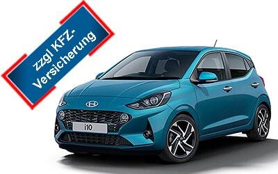 Autohaus Renck-Weindel - Hyundai i10 blau