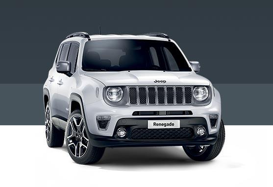 Jeep Renegade Di Piu - Autohaus Renck-Weindel