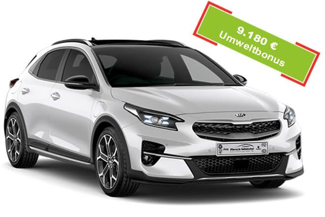 Kia XCeed PHEV ab 149 €mtl - Autohaus Renck-Weindel