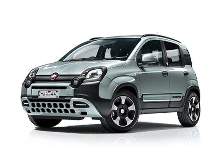 Autohaus Renck-Weindel - Fiat Panda Hybrid