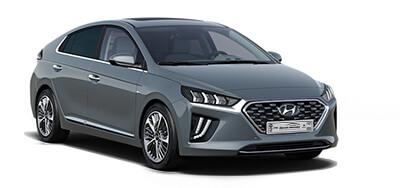 Autohaus Renck-Weindel - Hyundai Ioniq grau