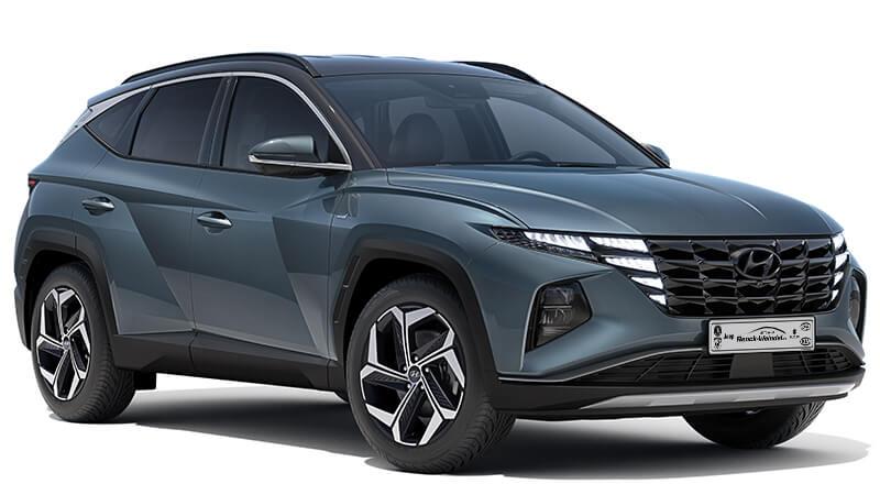 Hyundai Tucson Amazon Grey - Autohaus Renck-Weindel
