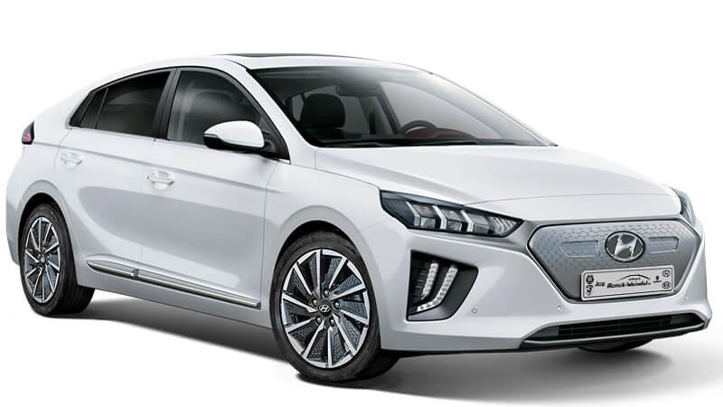 Hyundai ioniq elektro Kennzeichen neu