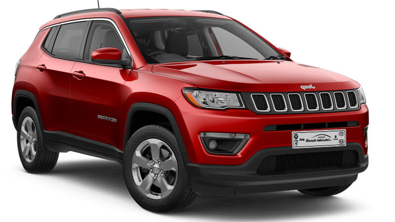 Jeep Compass Rot