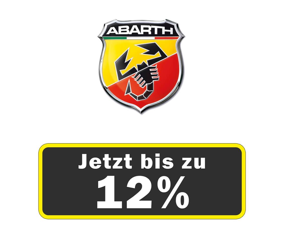 Mai-Angebote - Abarth - bis zu 12%