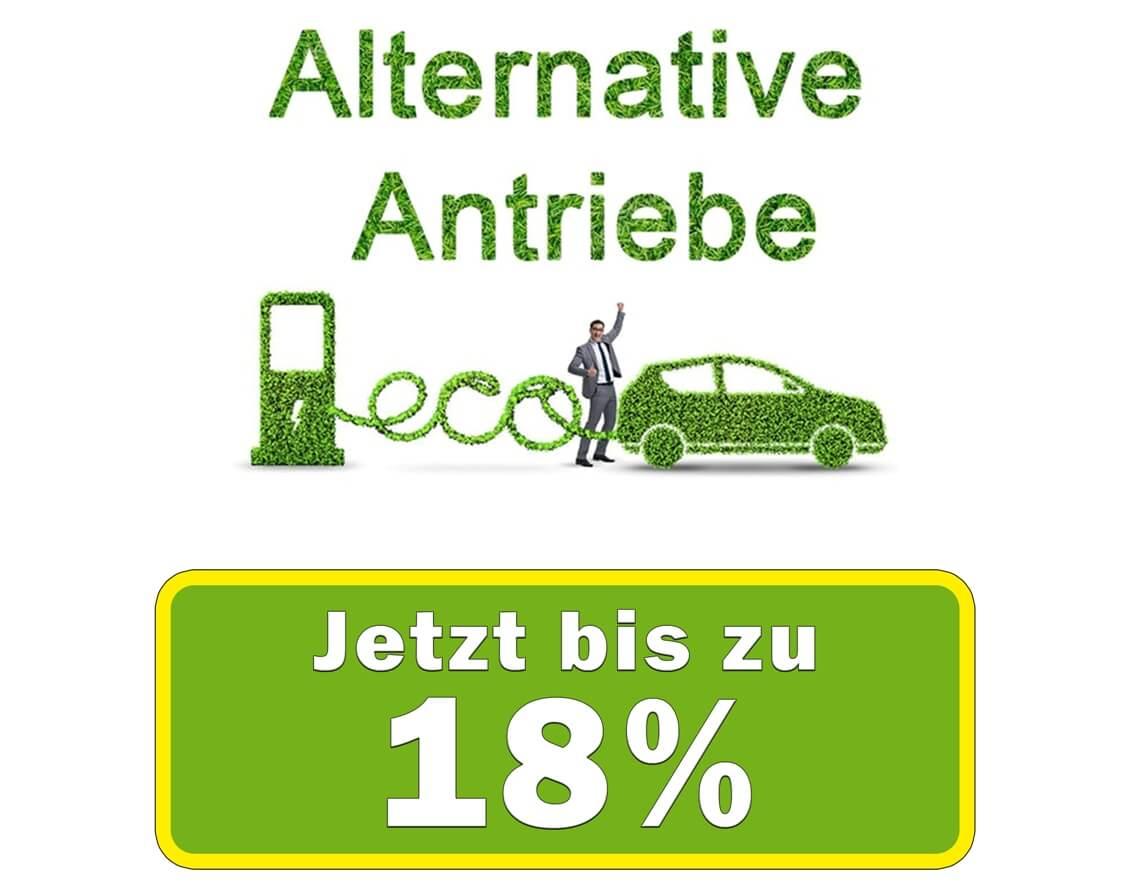Mai-Angebote - Alternative Antriebe